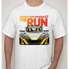 Мужская футболка The Run