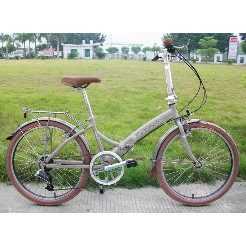 Велосипед KRABI  24/Shulz