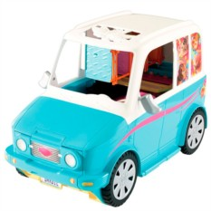 Игровой набор Mattel Barbie Раскладной фургон для щенков