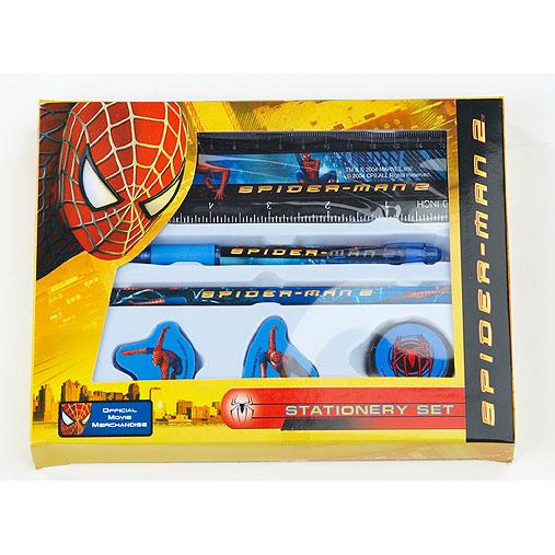 Канцелярский набор «Человек-паук»