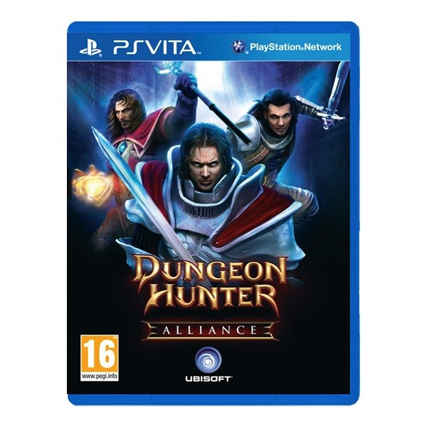Игра Dungeon Hunter: Alliance (PS Vita)
