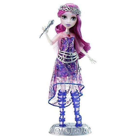 Поющая кукла Спектра Monster High от Mattel