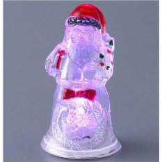 Фигурка с подсветкой Дед Мороз