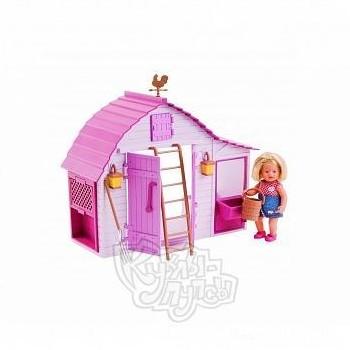 Игровой набор Ферма с куклой my mini Baby born