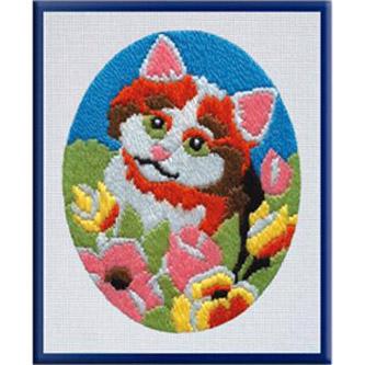 Набор для вышивания «Котёнок»
