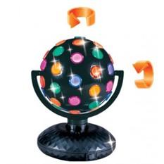 Диско-шар (вращение в 2-х плоскостях)