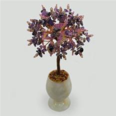 Дерево из аметиста Яркие краски