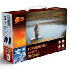 Универсальный комплект термобелья из бамбука Organic