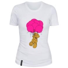 Женская футболка Teddy bear