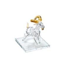 Хрустальная статуэтка Коза (китайский зодиак)