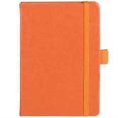 Оранжевая записная книжка Freenote в линейку