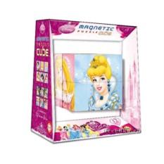 Магнитные кубики Принцессы