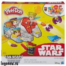 Игровой набор пластилина Тысячелетний Сокол (Play Doh)