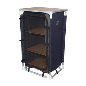 Складной шкаф Camping World Mobishelf