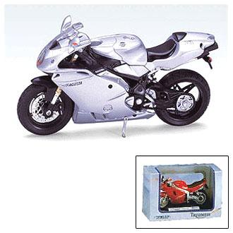Мотоцикл MV AGUSTA F4S 1:18 Welly