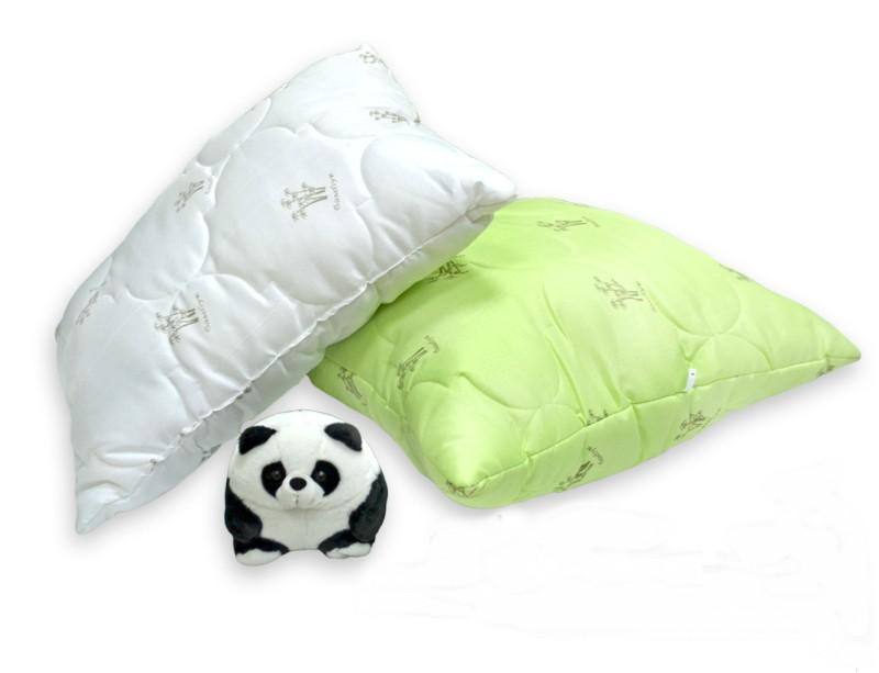 Подушка детская Бамбук (тик)