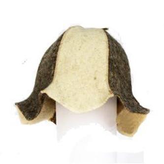 Шляпа для бани и сауны «Колокольчик»