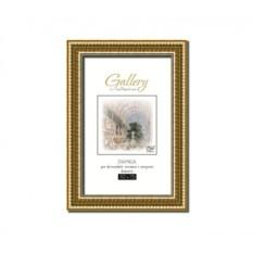 Золотистая фоторамка Gallery 10х15