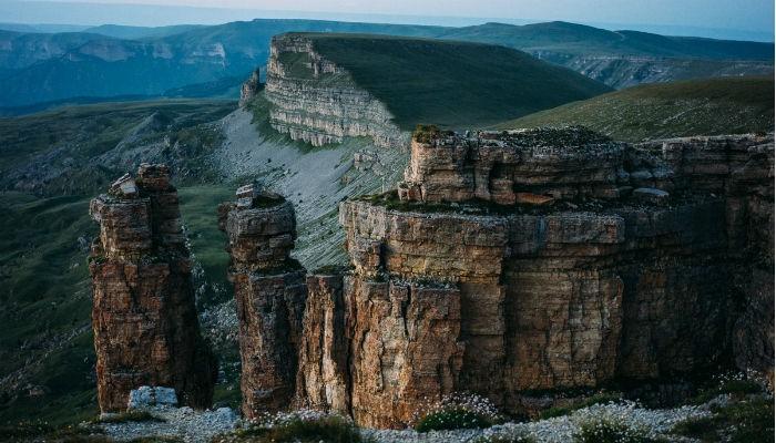 Экскурсионный джип-тур на плато Бермамыт