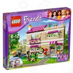 Конструктор Lego  В гостях У Оливии