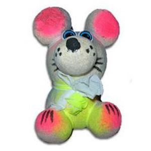 Травяной сувенир «Волосатик Мышка»