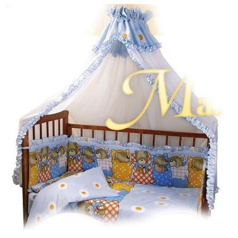 Комплект на кроватку «Малютка»