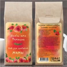 Чай Для любимой мамы