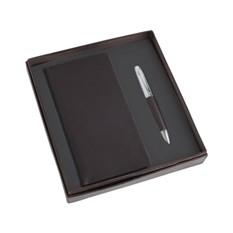 Набор аксессуаров: шариковая ручка, дорожное портмоне