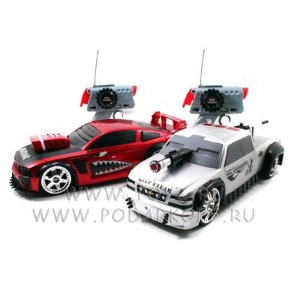 Боевые машины: Mustang GT и Camaro SS