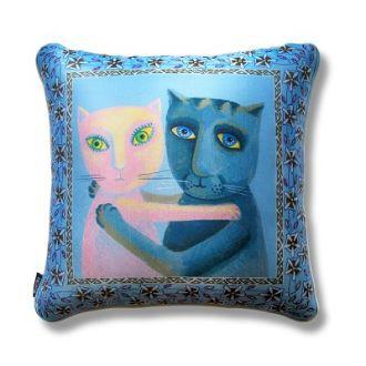 Подушка «Два взгляда»