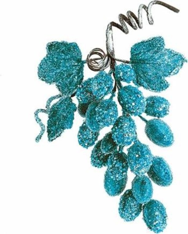 Новогоднее украшение Виноградная гроздь