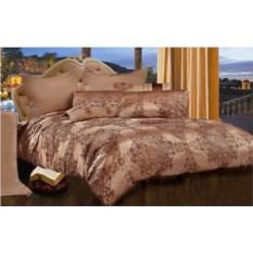 Шелковое постельное белье SEDA Орнамент Мэйзи от Kingsil