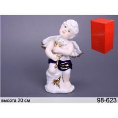 Статуэтка Ангел с букетом Hangzhou Jinding