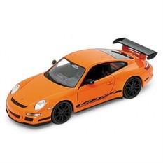 Модель машины Porsche GT3 RS от Welly
