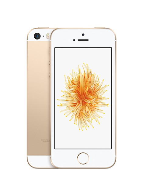 Apple iPhone SE 64Gb Gold (Цвет: Золотой)