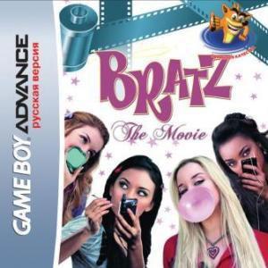 Игра для Game Boy Advance: Братз: The Movie