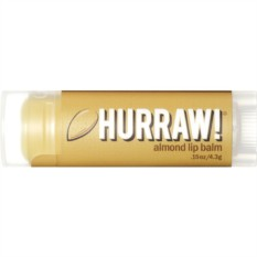 Бальзам для губ Hurraw! Almond Lip Balm