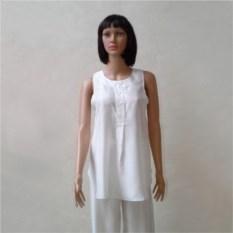 Элитная пижама из шелка Ivoire от Rue Du Faubourg