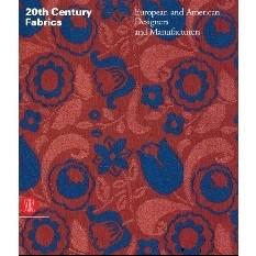 Книга на английском языке Ткани 20го века