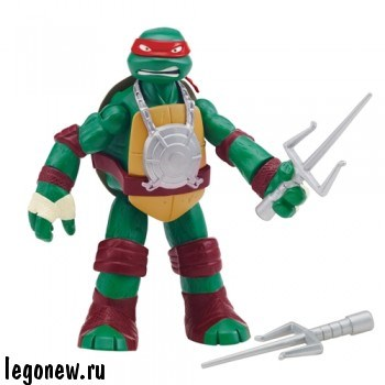 Фигурка Turtles Черепашки-ниндзя. Рафаэль со звуком