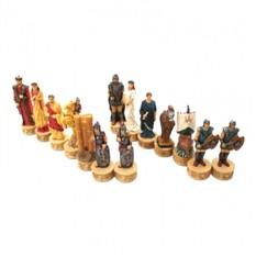 Шахматные фигуры Троянская война
