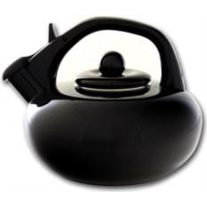 Эмалированный чайник GRANCHIO Sfera Nero