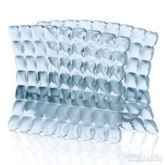 Голубая салфетница Tiffany