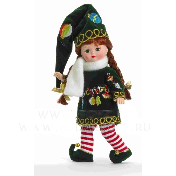 Кукла «Ёлочка»