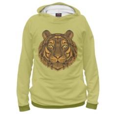 Женское худи Тигр