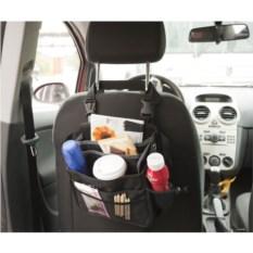 Черный органайзер на спинку автомобильного сиденья Handy