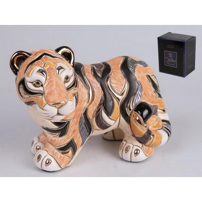 Статуэтка декоративная «Тигр»
