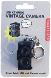 Брелок «Винтажная камера»