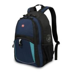 Рюкзак Wenger (цвет — синий/черный/бирюзовый)