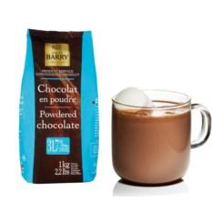 Какао-порошок для горячего шоколада Cacao Barry